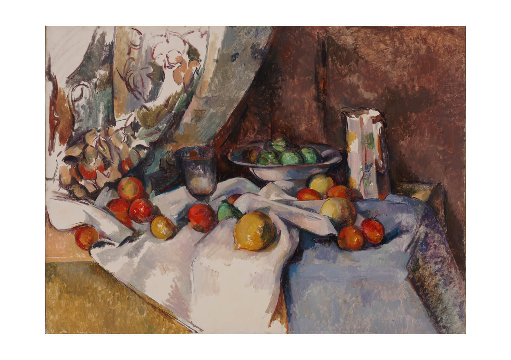 Paul Cezanne - Nature morte