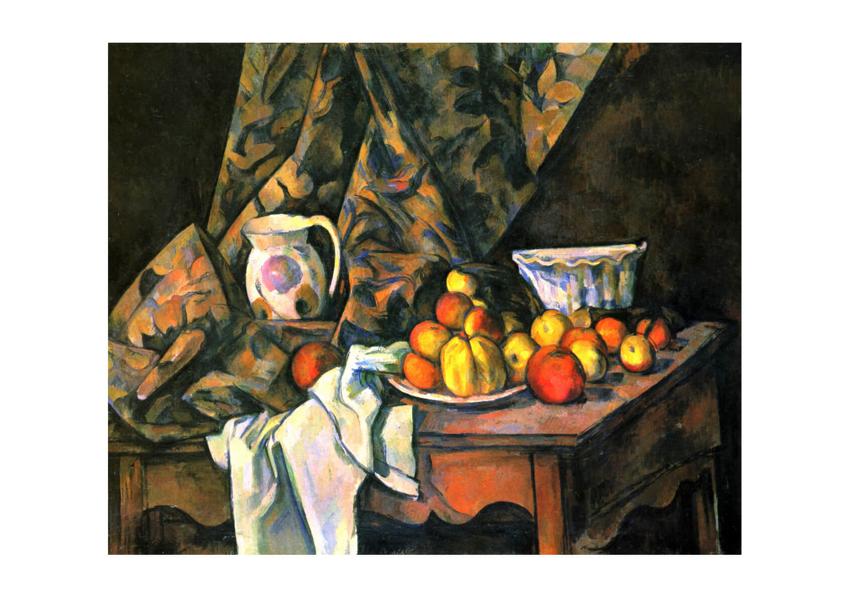 Paul Cezanne - Still Life