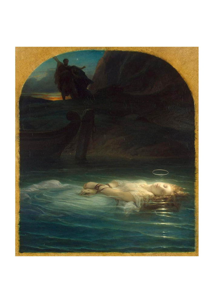 Paul Delaroche The Young Martyr