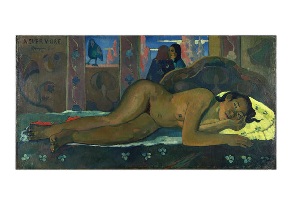 Paul Gauguin - Asleep