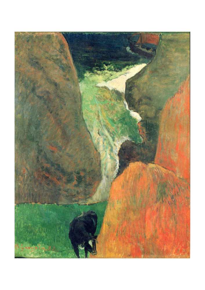 Paul Gauguin - Crashing Valley