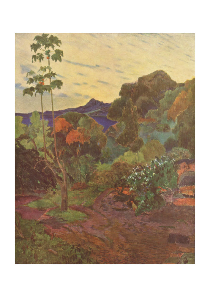 Paul Gauguin - Look of the Land