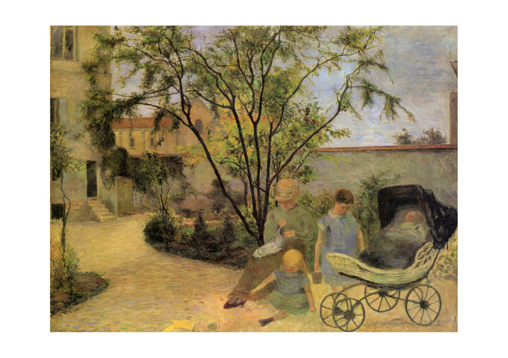 Paul Gauguin - New Life