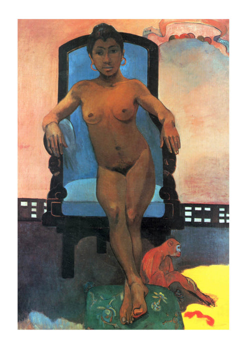 Paul Gauguin - Nude
