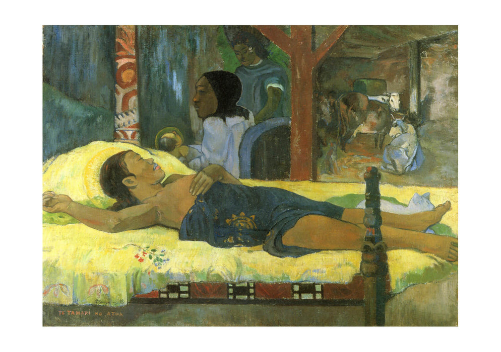 Paul Gauguin - On a Bed