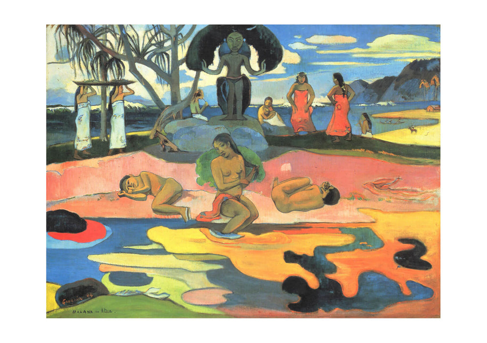 Paul Gauguin - Painted Floor
