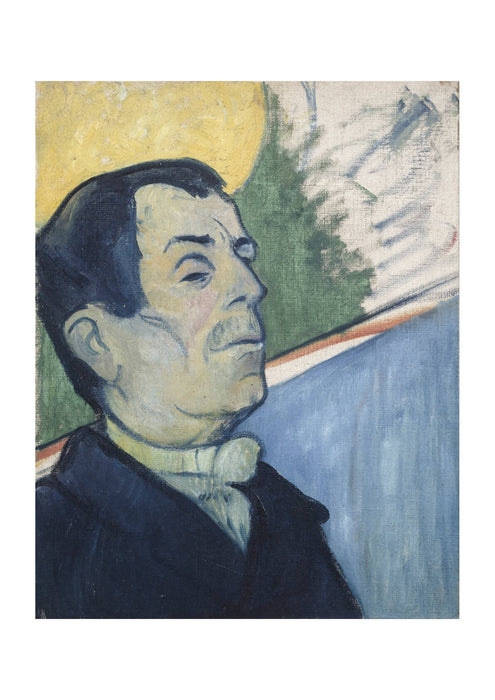 Paul Gauguin - Portrait of a man