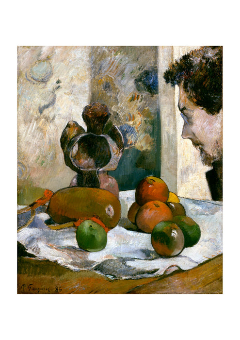 Paul Gauguin - Still Life Fruit