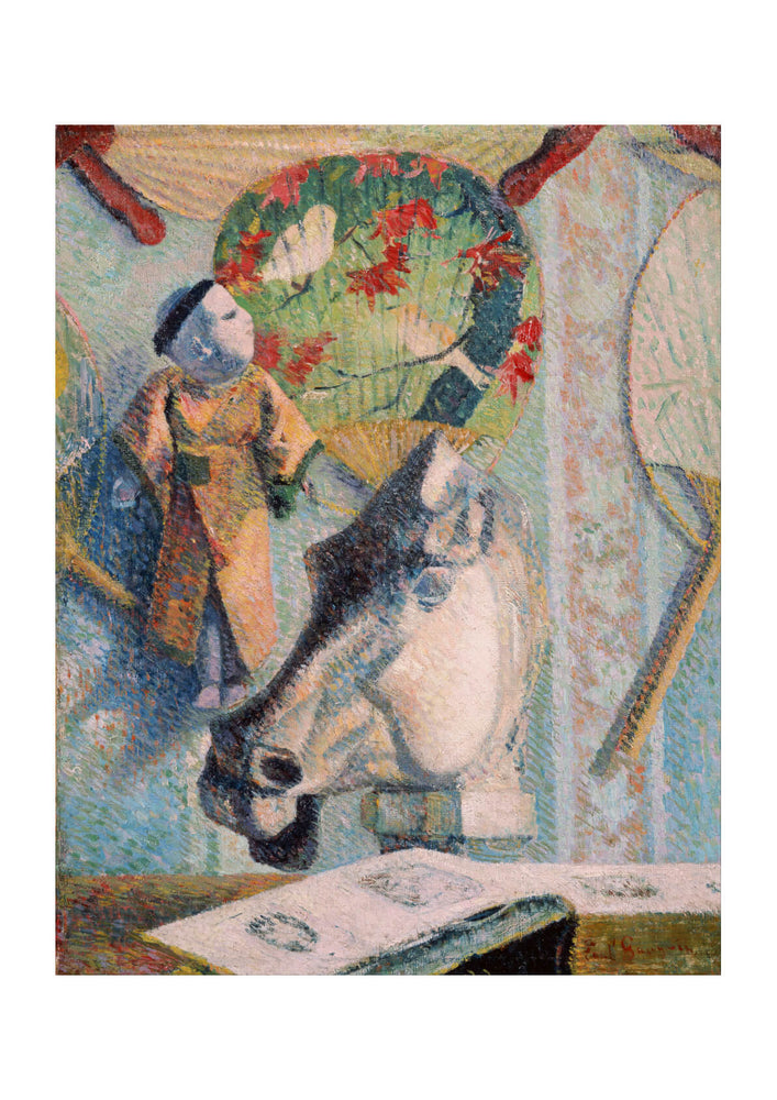 Paul Gauguin - Still Life with Horse's Head