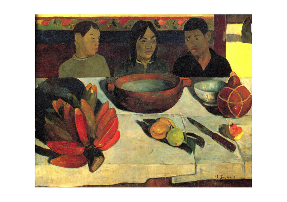 Paul Gauguin - Table Set