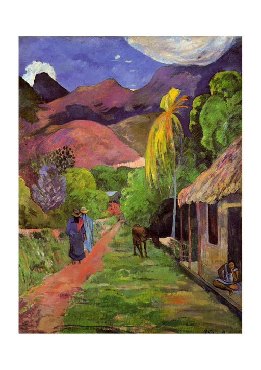 Paul Gauguin - Tahiti 19Th century