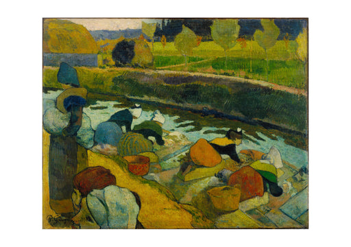 Paul Gauguin - Washerwomen