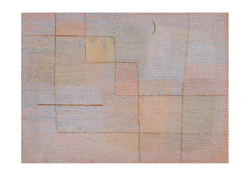 Paul Klee - Clarification (1)