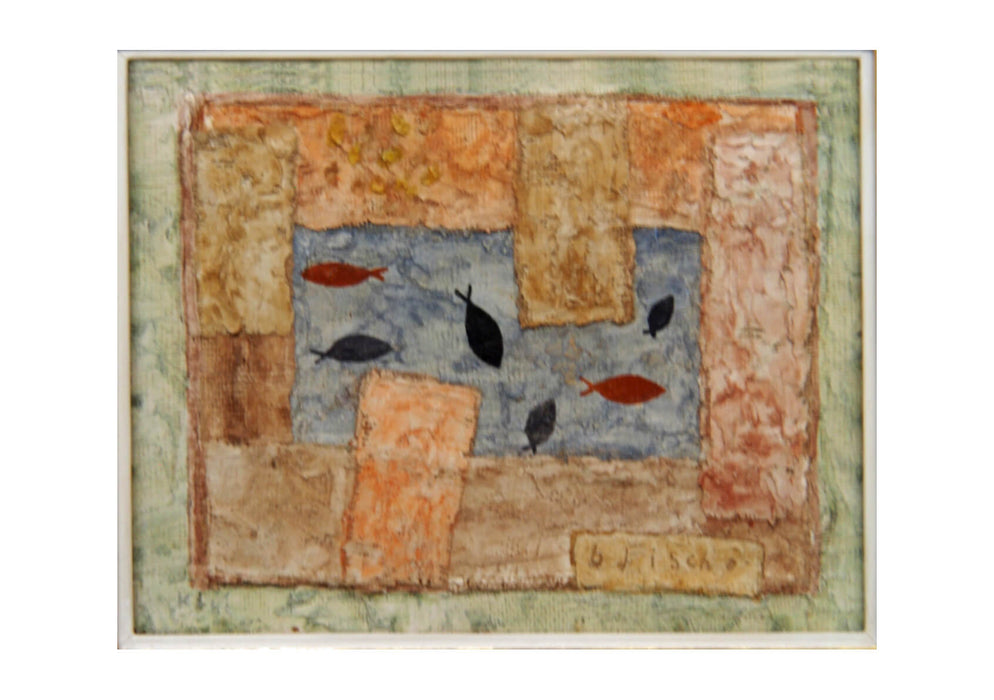 Paul Klee - Fische Sprengel