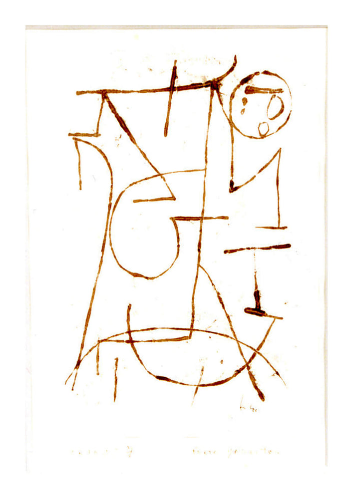 Paul Klee - Inner Forces