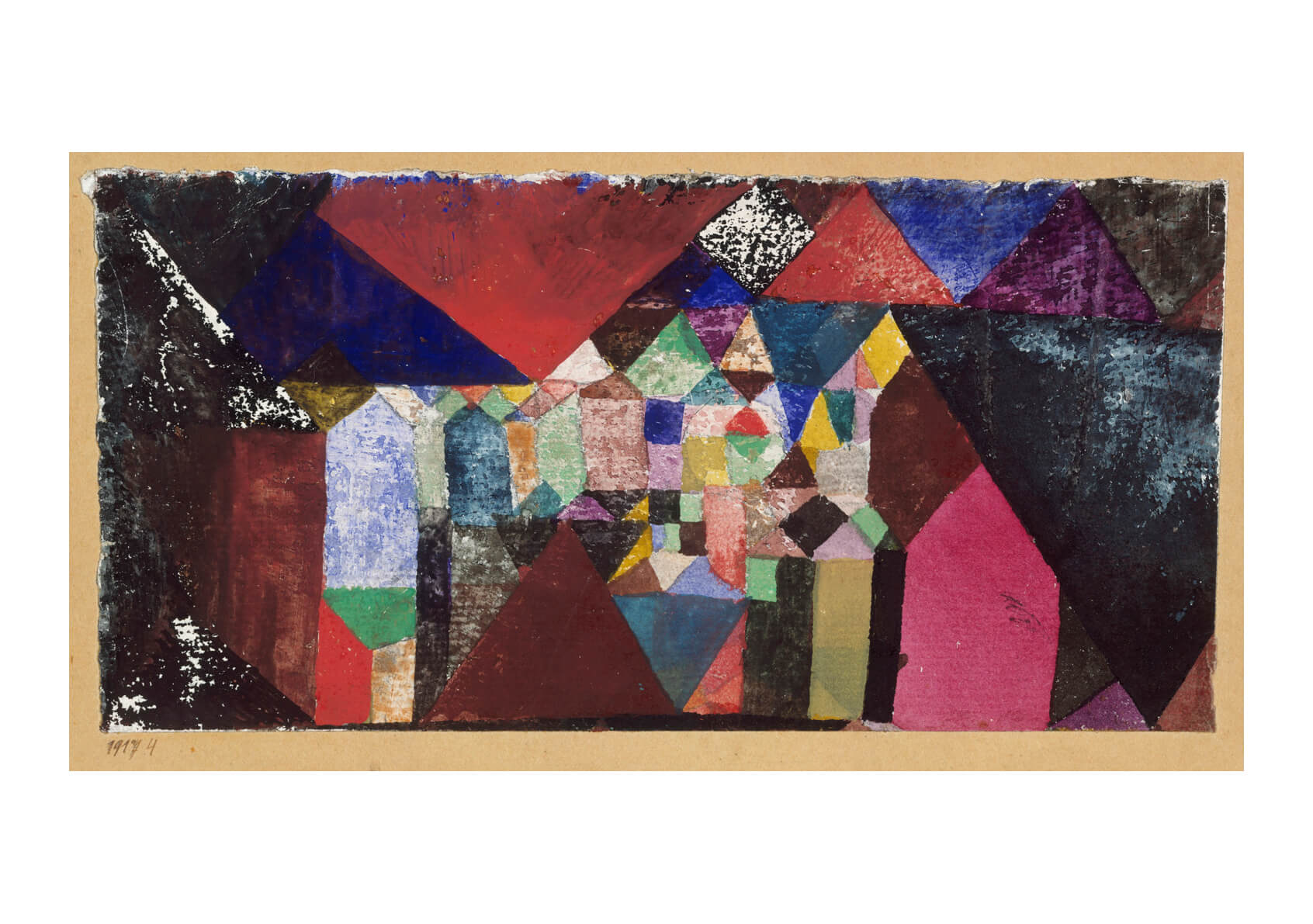 Paul Klee - Municipal Jewel