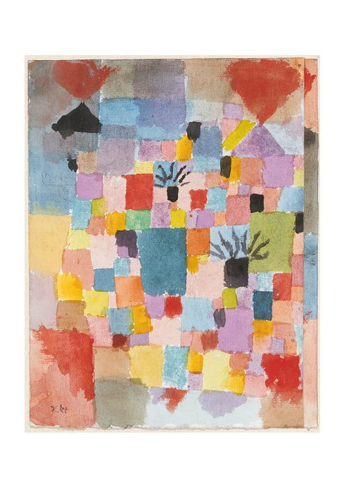 Paul Klee - Southern Gardens
