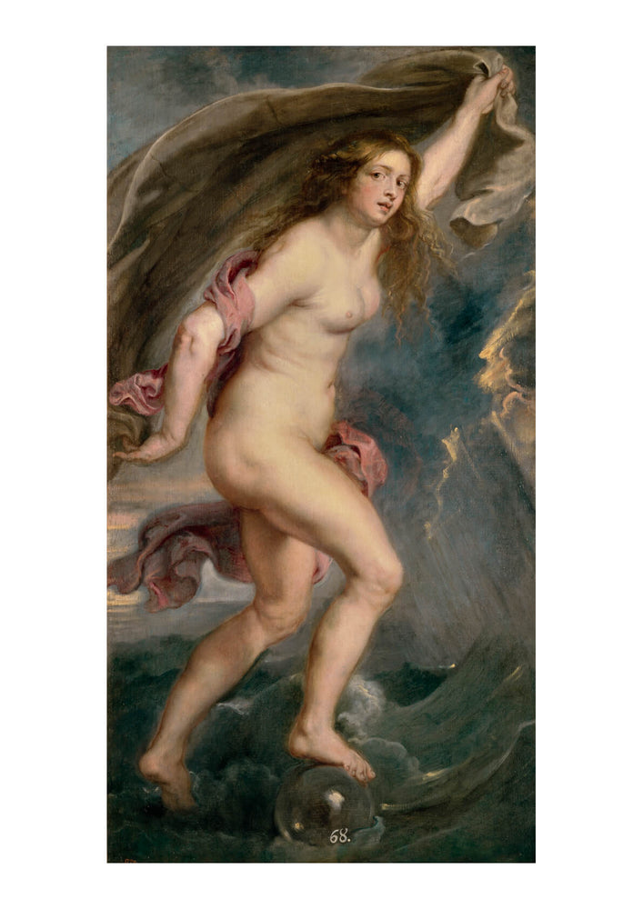 Peter Paul Rubens - Fortuna 1638