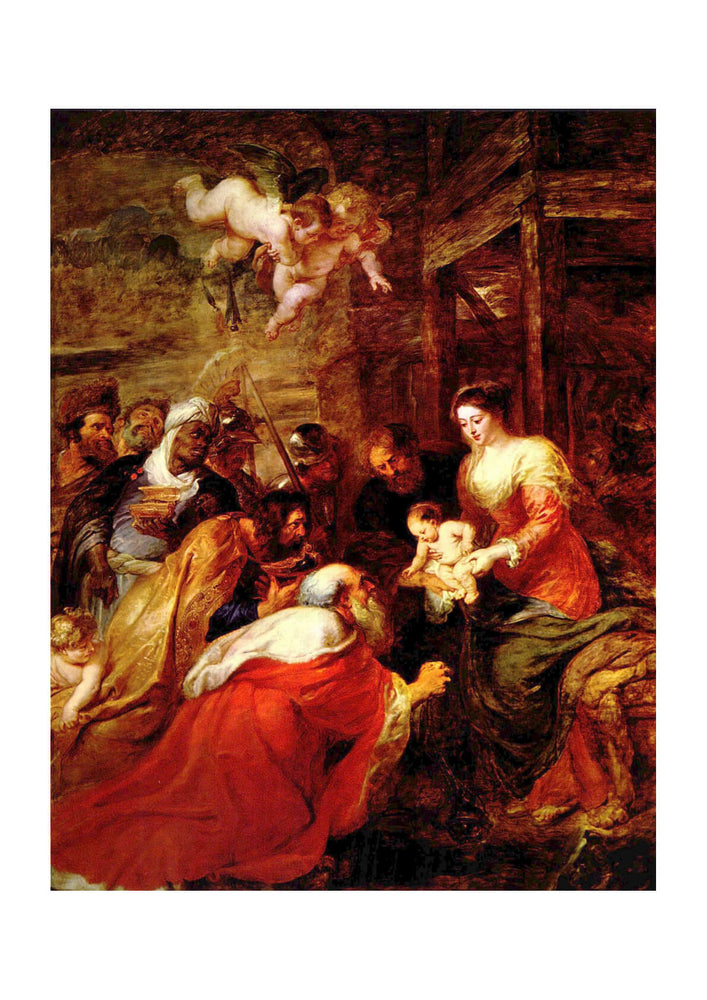 Peter Paul Rubens - The Gifts