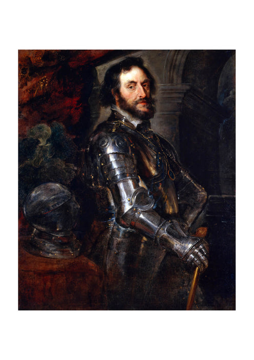 Peter Paul Rubens - Thomas Howard Earl of Arundel