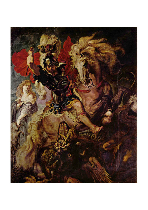 Peter Paul Rubens - War with the Beast