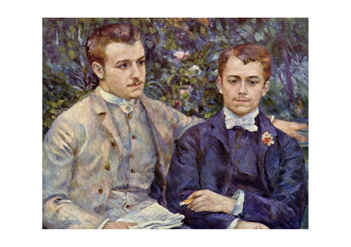Pierre Auguste Renoir - Two Men