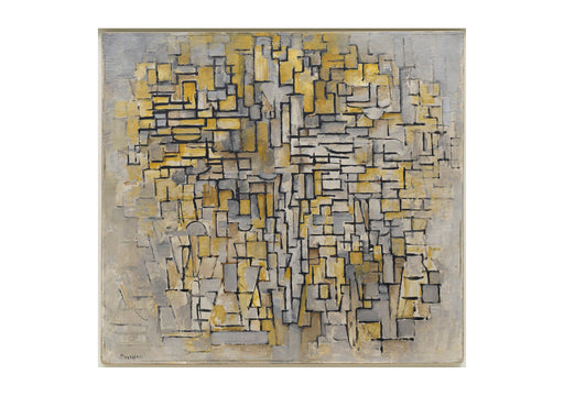 Piet Mondrian - Composition 1913