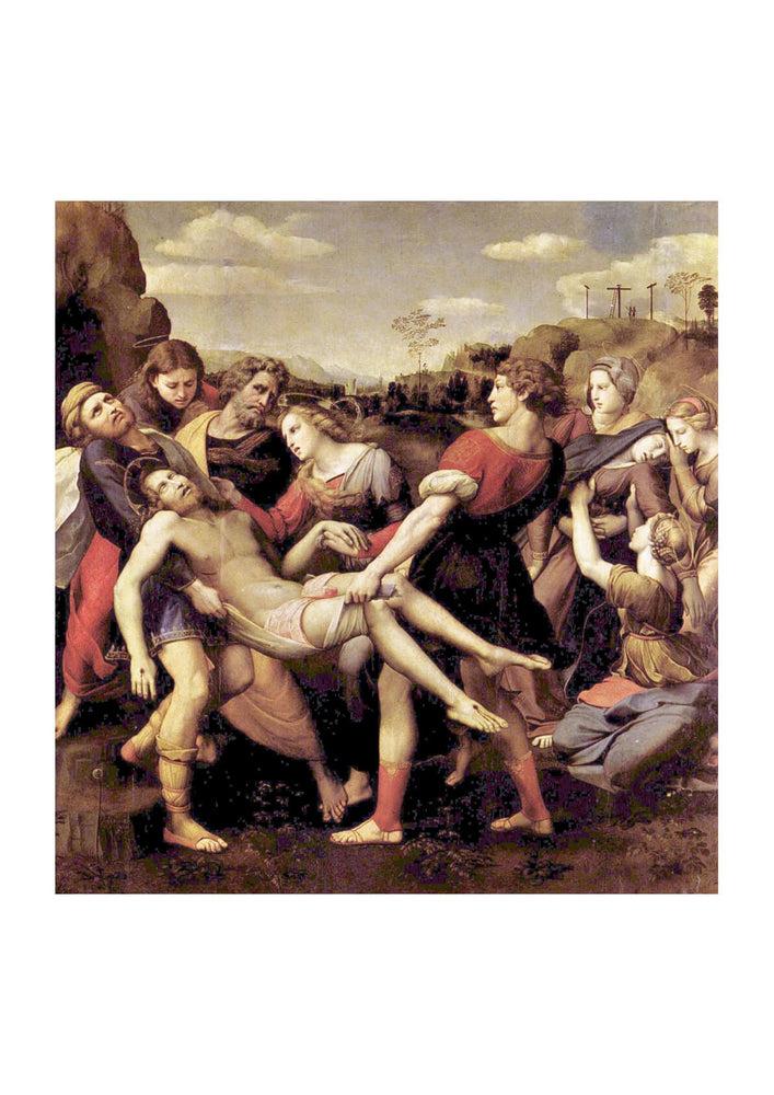 Raphael - Carrying the Dead