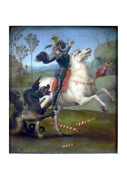 Raphael - St George and the Dragon