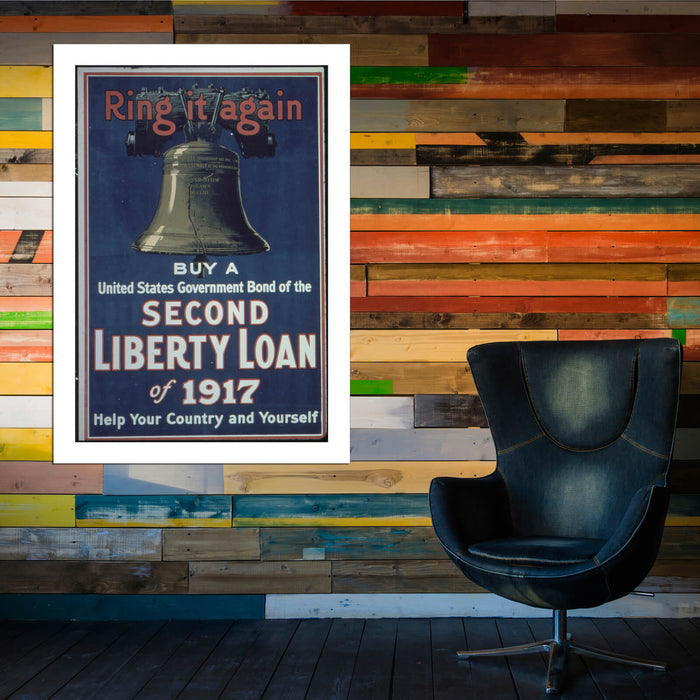 Ring it Again Second Liberty Loan