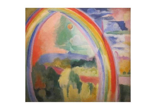Robert Delaunay - The Rainbow