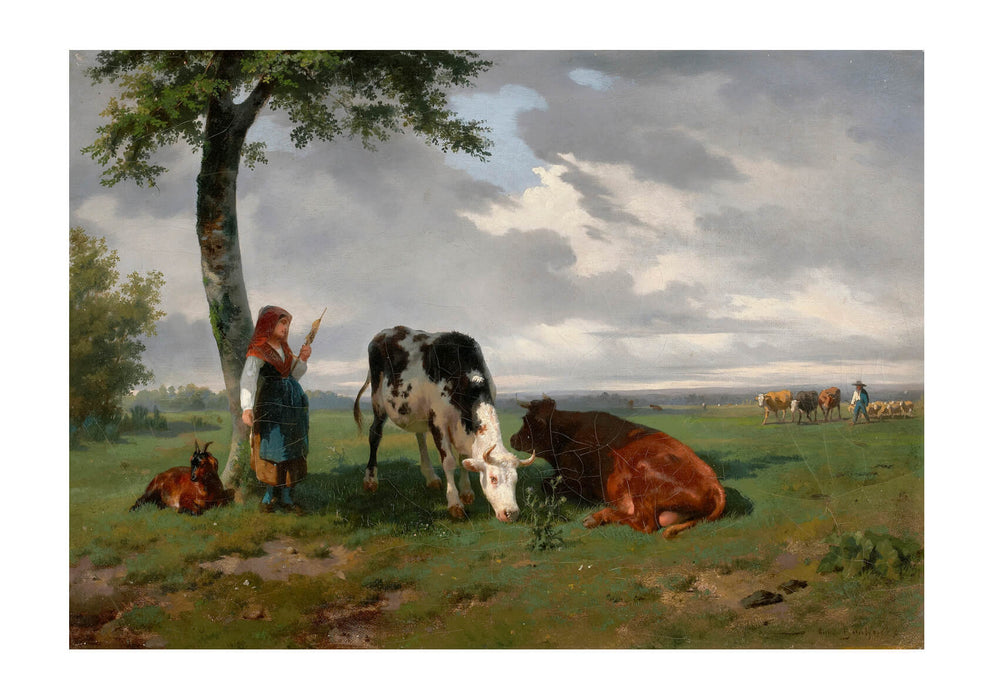 Rosa Bonheur - In the Shade