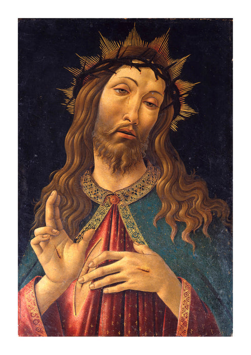 Sandro Botticelli - Christ