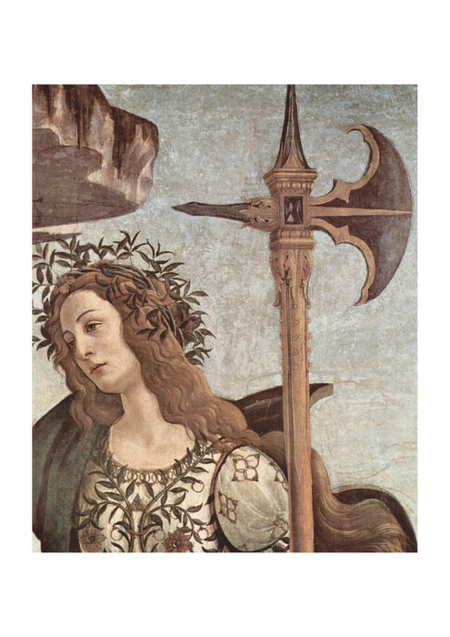 Sandro Botticelli - Weapon Heaven