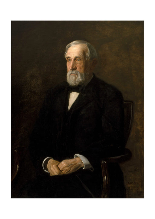 Thomas Eakins Portrait of John B. Gest