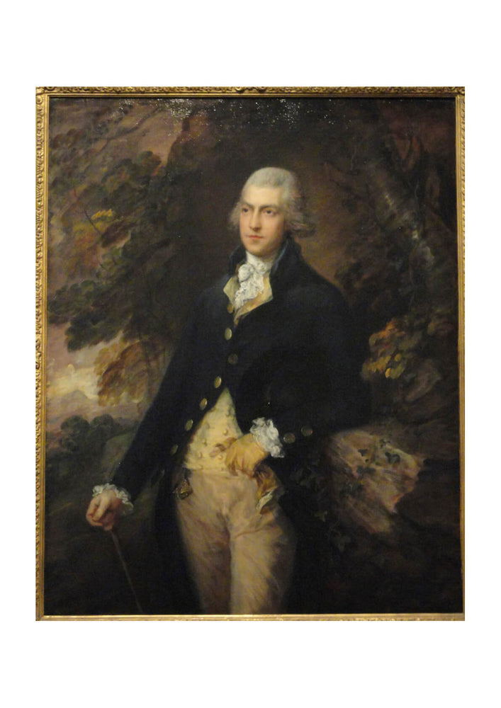 Thomas Gainsborough - Francis Basset Lord de Dunstanville