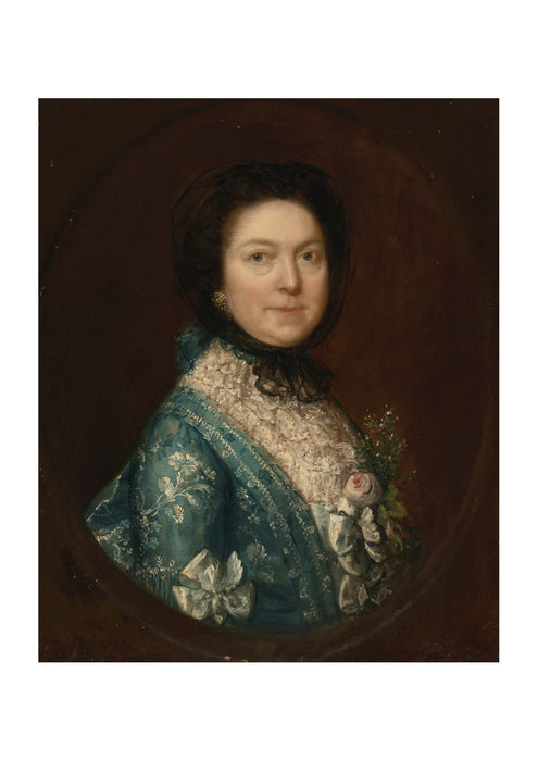 Thomas Gainsborough - Portrait of Lady Alston