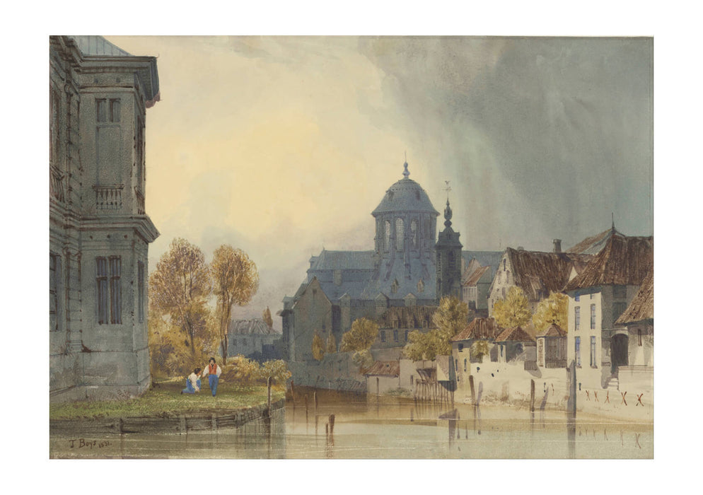 Thomas Shotter Boys - Church of Our Lady of Hanswijk Mechelen