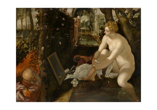 Tintoretto - Susanna and the Elders