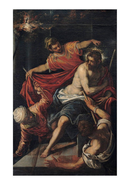 Tintoretto The Flagellation