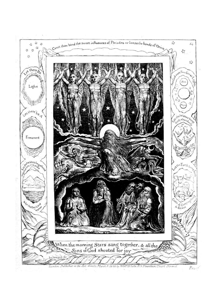 William Blake - Life of William Blake (1880) plate 14