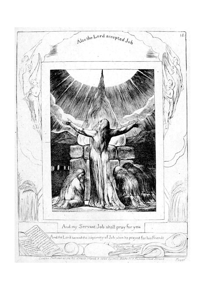 William Blake - Life of William Blake (1880) plate 18