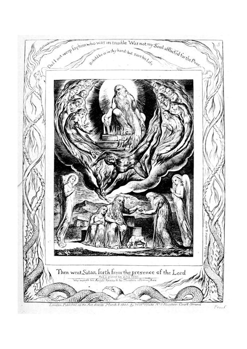 William Blake - Life of William Blake (1880) plate 5