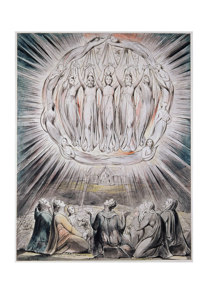William Blake - On the Morning thomas