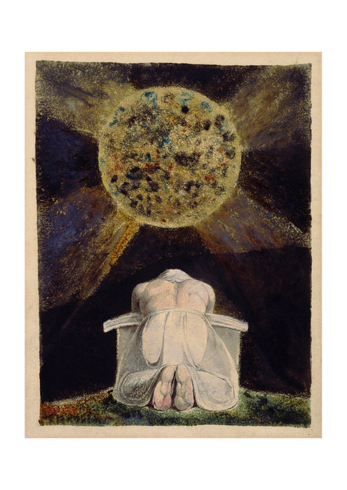 William Blake - Sconfitta