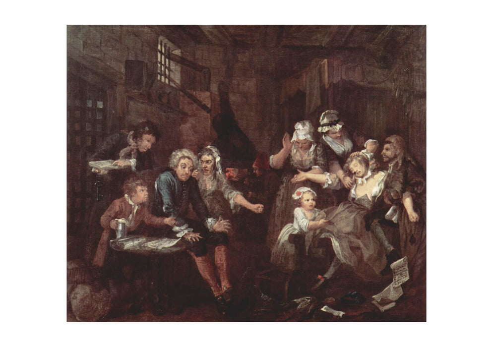 William Hogarth - Clutter