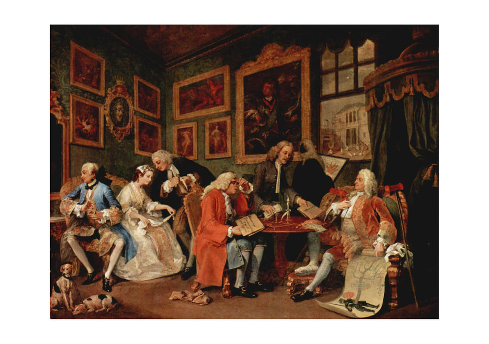 William Hogarth - Dealer