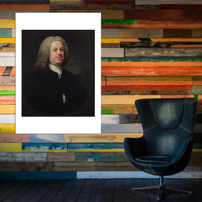 William Hogarth - Dr Benjamin Hoadly MD