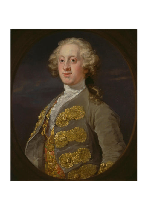 William Hogarth - William Cavendish