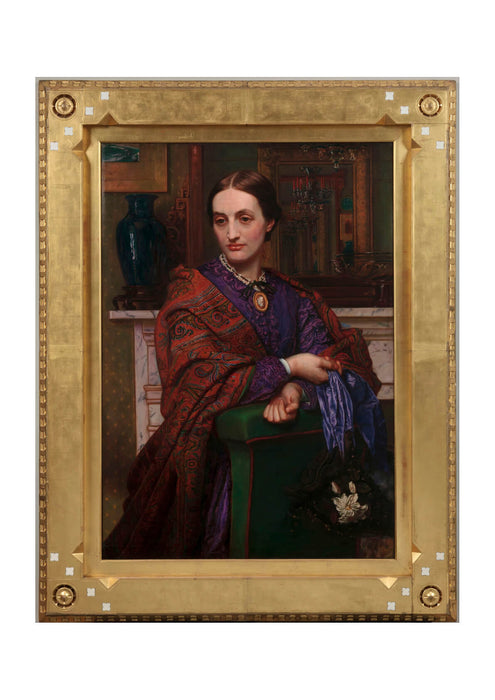 William Holman - Hunt Fanny Waugh Hunt